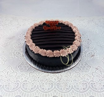 Flowers Delivery in Uniworld City GurgaonSpecial Chocolate Cake