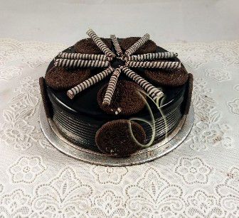 send flower Lodi Colony DelhiOreo Cake
