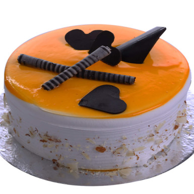 Cake Delivery Malcha Marg DelhiMango Magic Cake