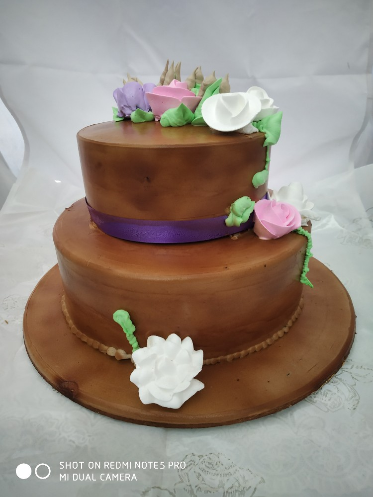 Chocolate Designer Cake