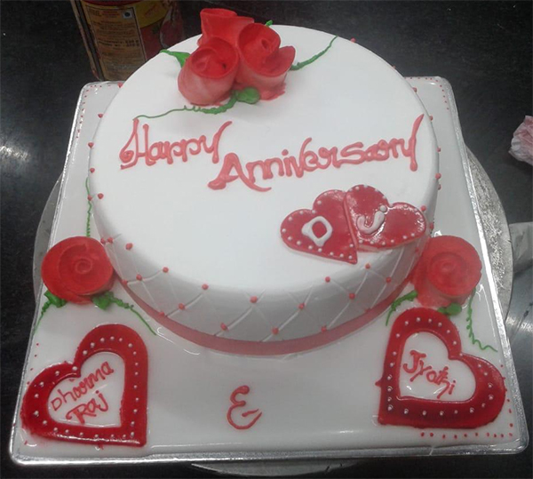 Cake Delivery in Sector 32 Gurgaon1Kg Vanila Cake