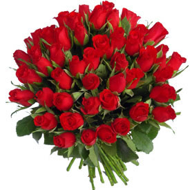 Flowers Delivery in South City 2 GurgaonRed Aura