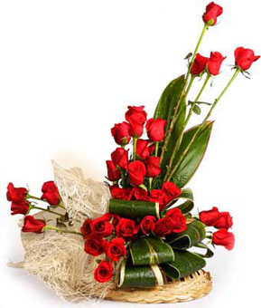 send flower Karam Pura DelhiRose is Rose