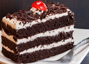 6Pcs Black Forest Pastry