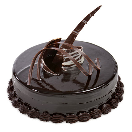 Cake Delivery in Sector 32 GurgaonChocolaty truffle delight