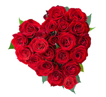 Flowers Delivery in Kendriya Vihar NoidaHottest Selling - Cute Heart