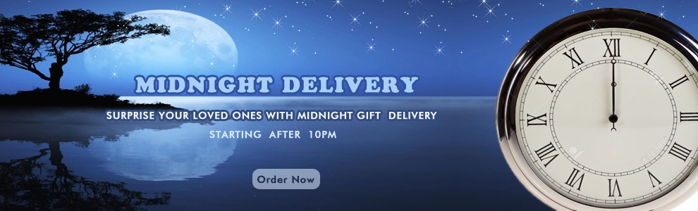 Midnight cake delivery Delhi